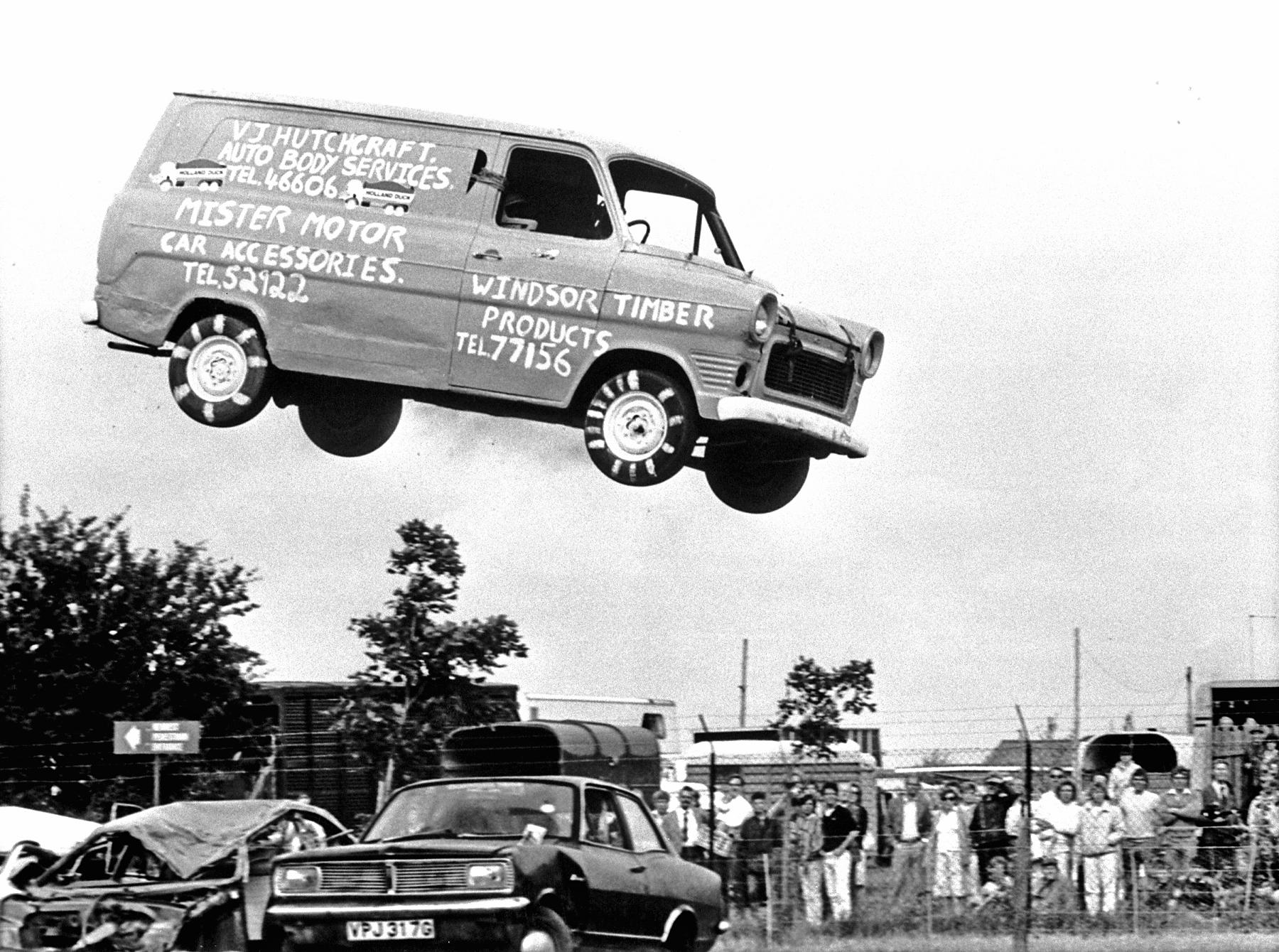 Volare Ford Transit