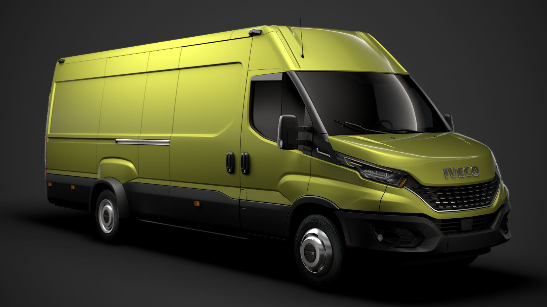 Daily van from Iveco | 2020